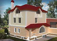 Проектирование фасадов частных домов