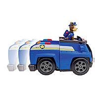 Щенячий патруль Машина-трансформер Полицейский автомобиль Чейза со звуком Paw Patrol Chase Deluxe Vehicle