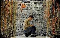 Монтаж компьютерной сети на 40 рабочих мест