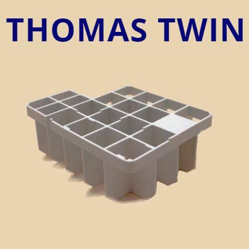 Решітка Thomas Twin TT Aquafilter, T1, T2 141006 для аквафильтра миючого пилососа, фото 1