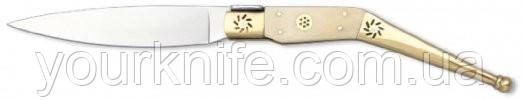 Купить Нож Наваха Martinez Albainox Catalanas Bone
