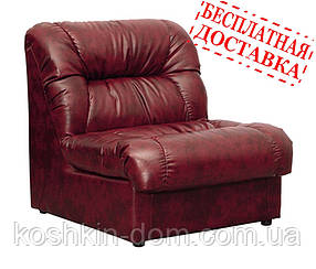 Диван Визит одноместный модуль (диваны и кресла для офиса)