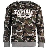 Свитшот мужской Tapout Camo Crew камуфляж, фото 1