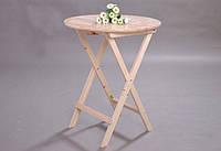 Кофейный столик для террасы ручной работы