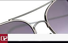 Очки солнцезащитные Aviator Mirror, фото 2
