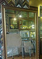 Зеркало в раме 1000х1800 мм