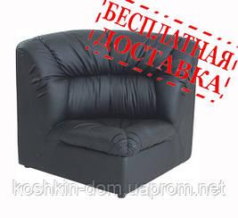 Диван Визит угловой модуль (диваны и кресла для офиса)