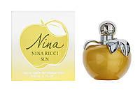 Женская туалетная вода Nina Ricci Sun
