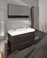 Комплект мебели в ванную комнату Буль-Буль BARBADOS 120 см венге