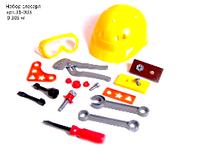 Набор инструментов Юный Слесарь, 20 деталей