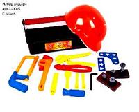 Набор инструментов Юный Слесарь, 23 деталей