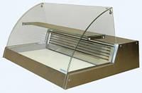 Настольная холодильная витрина ВХС-1,0 и ВХС-1,5 Клио Марихолодмаш