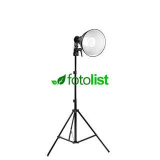 Набор постоянного студийного света Falcon LHER-2040-1 KIT, 1х40w, 200Вт, 5500К