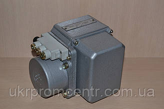Механізм електричний однооборотный МЕВ-16