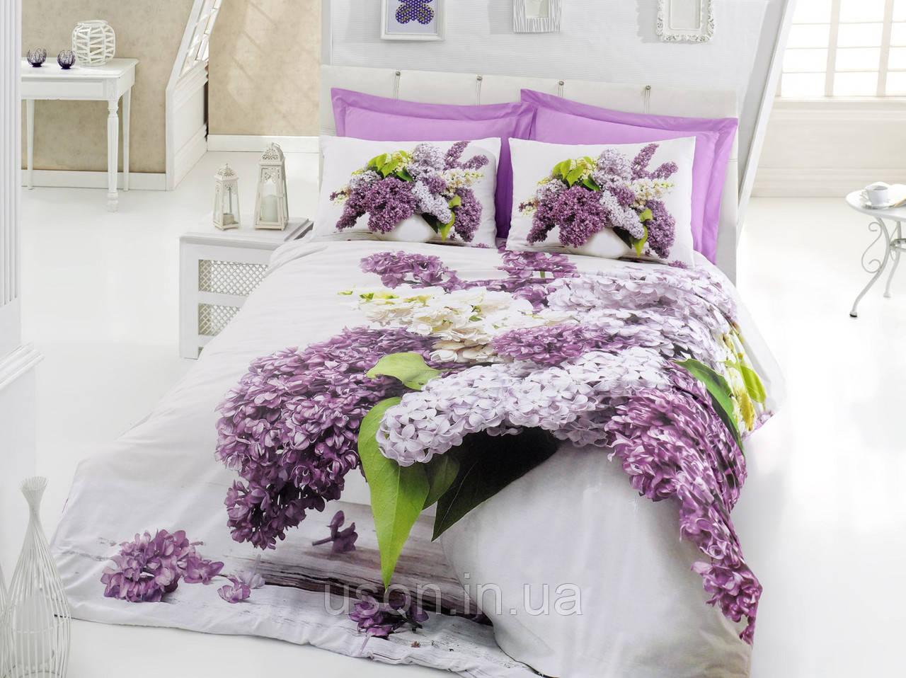Комплект постільної білизни Cotton box Ранфорс Floral Seri vilma