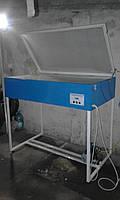 Экспонируюшее устроуство для засветки т. п. ф с вакуумным прижимом 1300х800мм