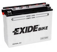 Мото аккумулятор EXIDE YB16AL-A2