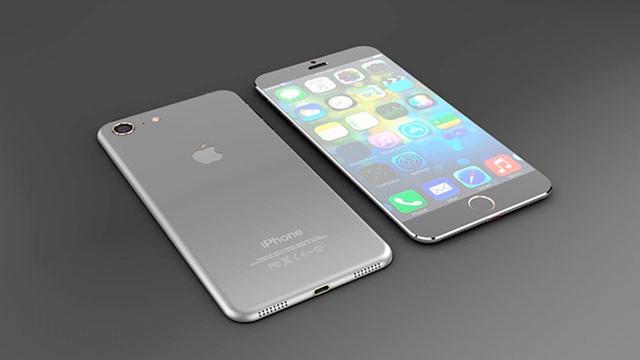 iPhone 7s оснастят OLED-дисплеем
