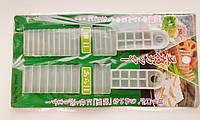 Ножи для нарезки сыра, 2 шт/уп. Пластик.