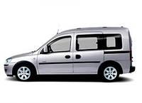 Кріплення двигуна та коробки передач Opel Combo (2001-2011)