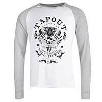 Футболка мужская Tapout white, фото 1