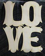 Слова для фотосессий  и декора LOVE 15