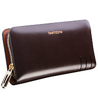 Мужской кошелек Teemzone 1005 Brown