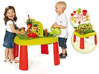 Развивающий столик для игр Маленький садовник Smoby, 840100