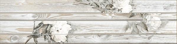 Бордюр напольный Лофт серый