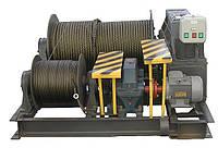 Лебедка электрическая  специальная маневровая  ЛЭМ-10