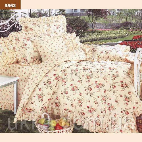 Двухспальное постельное белье Вилюта 9562