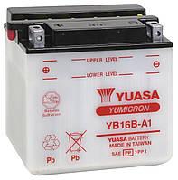 Мото аккумулятор YUASA YB16B-A1