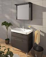 Мебельный комплект для ванной Буль-Буль DEVON 80см венге