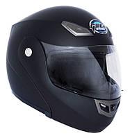 Шлем GEON 936 Модуляр Черный матовый - XS