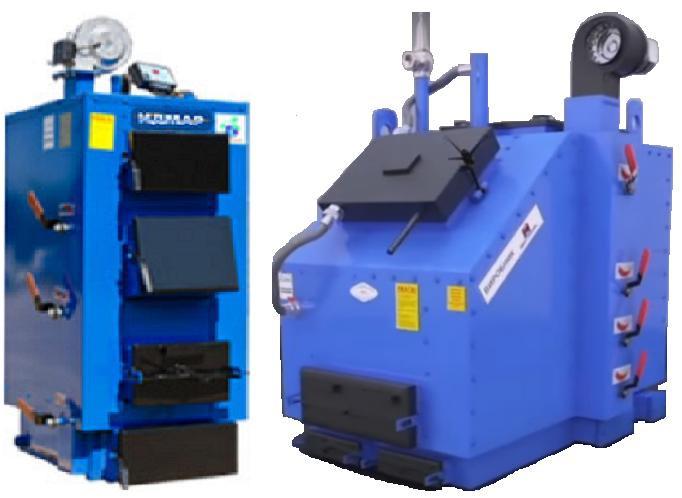 Твердопаливні котли Ідмар (потужність10-1100 кВт)