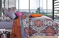 Двухспальное постельное белье Вилюта 2010 Ранфорс платинум