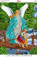 """Схема для вышивки бисером """"Ангел-хранитель"""""""