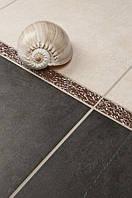 Керамогранит STILE CEMENT MFXF13 Декор Copper Bianco 5х45 см