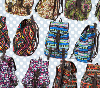 Выбираем стильный рюкзак