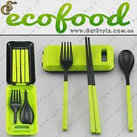 """Набор столовых приборов - """"EcoFood"""", фото 1"""