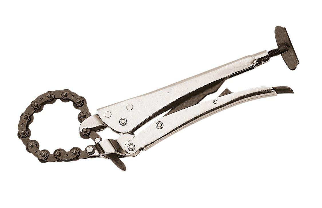 Ланцюговий труборіз, ширина губок - 70 мм, Bahco, 2998-300