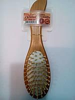 Расческа деревянная Christian WHB-220