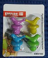 Empire Пробки  силиконовые для бутылок 4шт. 9700 (74-792)