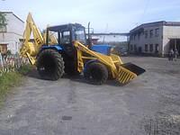 Оборудование для экскаватора ЭО 2626 Базовые тракторы МТЗ-80УК (MT3-82.1) и ЮМЗ 6АКМ40  Китайские YT