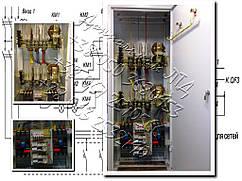 АВР-ЯУ8000, АВР-ШУ8000 устройство автоматического включения резерва
