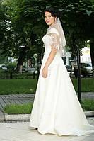 Свадебное платье с вышивкой, фото 1