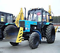 Оборудование для экскаватора ЭО 2621 Базовые тракторы МТЗ-80УК (MT3-82.1) и ЮМЗ 6АКМ40  Китайские YT