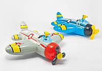 """Надувная игрушка для плавания """"Самолет"""", от 3-лет, микс"""