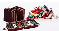 Сумка органайзер для обуви Shoe Tote, фото 3