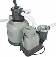Песочный насос-фильтр с хлоргенератором Intex 28676